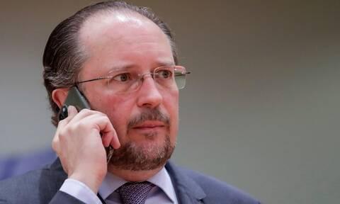 Ακυρώθηκε η επίσκεψη του Αυστριακού ΥΠΕΞ στην Ελλάδα: Θετικός στον ιό συνεργάτης του