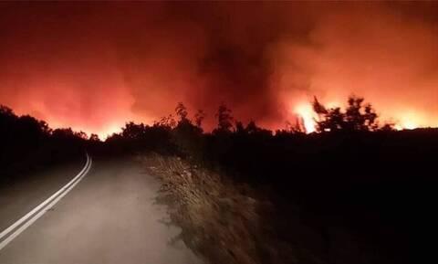 Συναγερμός στον Έβρο: Δεύτερη δύσκολη νύχτα στη Μελία - Έκτακτη σύσκεψη του ΣΟΠΠ