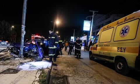 Καβάλα: Τροχαίο με ένα νεκρό και έναν τραυματία κοντά στο Σιδηροχώρι