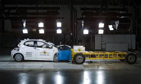 Τα crash tests του EuroNCAP έγιναν ακόμα πιο αυστηρά