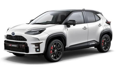 Θα υπάρχει έκδοση GR με 264 ίππους και για το Toyota Yaris Cross;