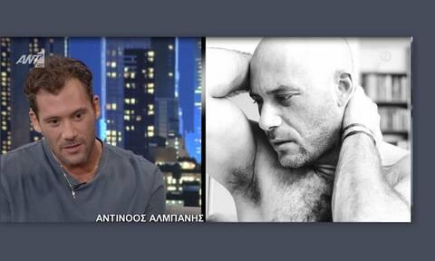 Αντίνοος Αλμπάνης: Συγκινεί η εξομολόγηση για τη μάχη του με τον καρκίνο