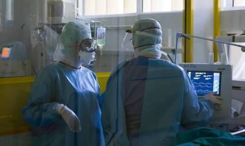 Κορονοϊός: Κατέληξε 65χρονος στο «Σωτηρία» - Στους 321 οι νεκροί