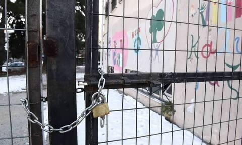 Κακοκαιρία Ιανός: Επιτακτική ανάγκη να πάρει μέτρα το υπουργείο Παιδείας για τα σχολεία