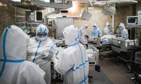 В России за сутки выявили максимум заразившихся коронавирусом с 26 июля