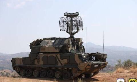 Κύπρος: Ολοκληρώθηκε η κυπρο-ισραηλινή άσκηση «ΙΑΣΩΝ-2020» (vid)