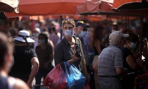 Правительство Греции вводит новые меры по профилактике распространения коронавируса