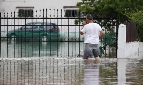 Λαγουβάρδος για «Ιανό»: Περιμένουμε τριψήφιο αριθμό χιλιοστών βροχής - Ποιες περιοxές θα «χτυπήσει»