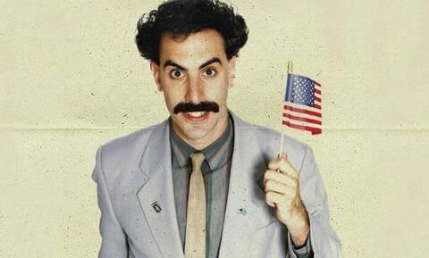 Το Borat 2 έχει βάλει πλώρη για τις οθόνες μας