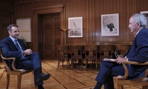 Мицотакис: Если не достигнем соглашения с Турцией, придется обращаться в Гаагский суд