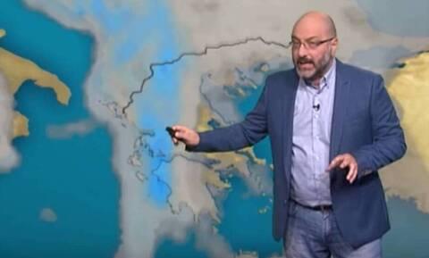 Κακοκαιρία Ιανός: Προειδοποίηση Αρναούτογλου - «Μακριά από αυτές τις ακτές»