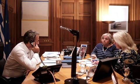 Ελληνοτουρκικά: Αυτή είναι η «ομάδα κρούσης» του Κυριάκου Μητσοτάκη - Ποιοι τον συμβουλεύουν