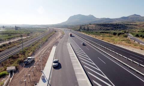 Κακοκαιρία «Ιανός»: Έκτακτα κυκλοφοριακά μέτρα στην εθνική οδό Πύργου - Μεθώνης