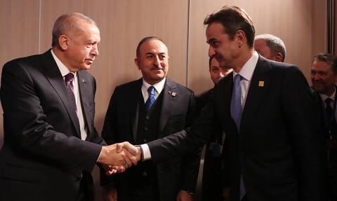 Ελληνοτουρκικός διάλογος με σφραγίδα Μέρκελ – «Παράθυρο ευκαιρίας» βλέπει ο Μητσοτάκης