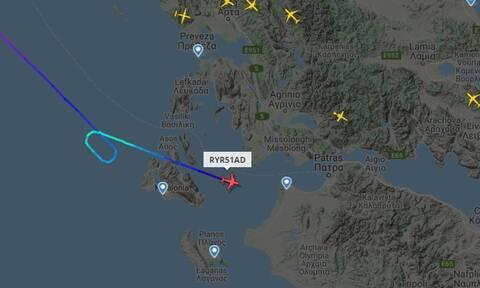 Κυκλώνας «Ιανός»: Θρίλερ με δύο πτήσεις της Ryanair στην Κεφαλονιά