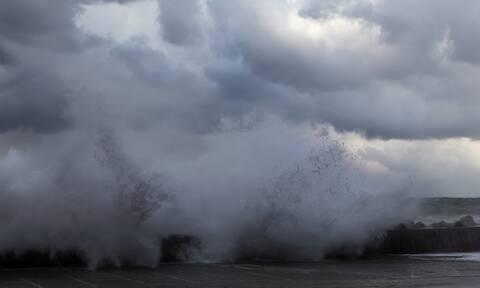 Κυκλώνας «Ιανός» - Δήμαρχος Ιθάκης: Εδώ και έξι ώρες παλεύουμε με την κακοκαιρία