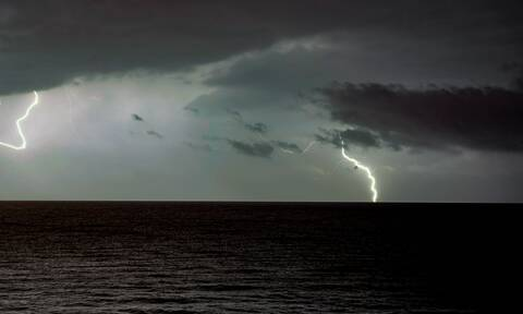 Κυκλώνας «Ιανός» - Ιθάκη: Ίστιοφόρο παρασύρθηκε από τους ισχυρούς ανέμους