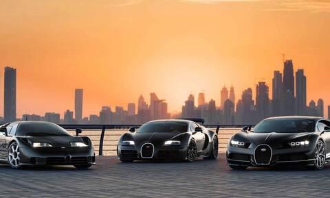 Γιατί η Bugatti φεύγει από τον όμιλο Volkswagen και περνά στην κροατική Rimac;