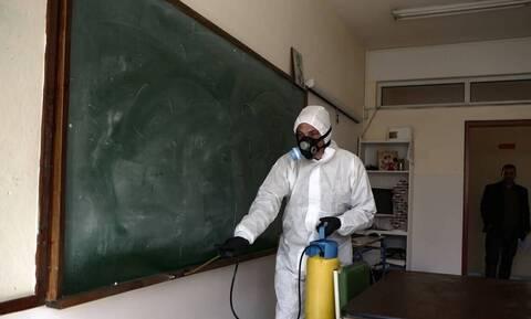 Κορονοϊός: Συναγερμός στο Κιλκίς - Θετική καθαρίστρια σε σχολείο