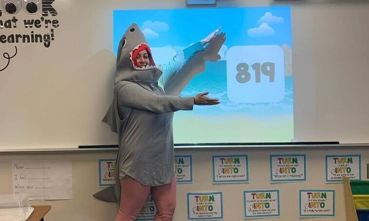 Πάνω από 20 εκατ. είδαν το βίντεο της δασκάλας-Δείτε τι την έκανε ανάρπαστη