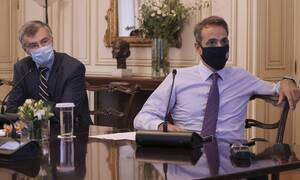 Κορονοϊός: Μίνι lockdown στην Αττική από τη Δευτέρα – Τι είπαν Μητσοτάκης και Τσιόδρας