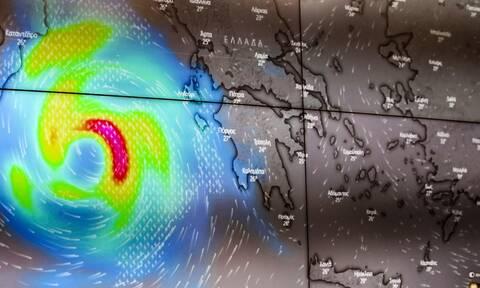 Κακοκαιρία Ιανός: Έκτακτο δελτίο επικίνδυνων καιρικών φαινομένων – Ισχυρές βροχές στην Αττική