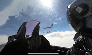 «THRACIAN VIPER 2020»: Τα ελληνικά «φτερά» στον ουρανό της Βουλγαρίας (pics)