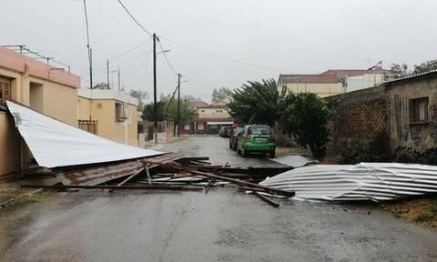 Κυκλώνας «Ιανός»: Μεγάλες ζημιές στο δίκτυο του ΔΕΔΔΗΕ - Χωρίς ρεύμα πολλές περιοχές