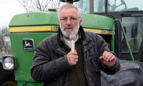 Πέθανε ο γνωστός αγροτοσυνδικαλιστής του ΚΚΕ, Βαγγέλης Μπούτας