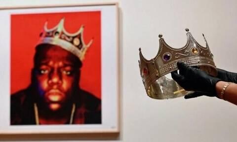 600.000 δολάρια για το στέμμα του Notorious B.I.G