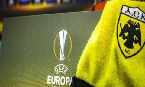 Live Chat η κλήρωση της ΑΕΚ για τα play off του Europa League