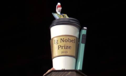 «Νόμπελ του τρελού επιστήμονα»: Τι είναι και ποιοι τα κέρδισαν φέτος