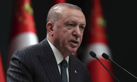 Πανικόβλητος ο Ερντογάν για την παραίτηση Σάρατζ - «Ναι, αναστατωθήκαμε»