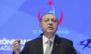 Эрдоган: Мы готовы возобновить переговоры с Грецией