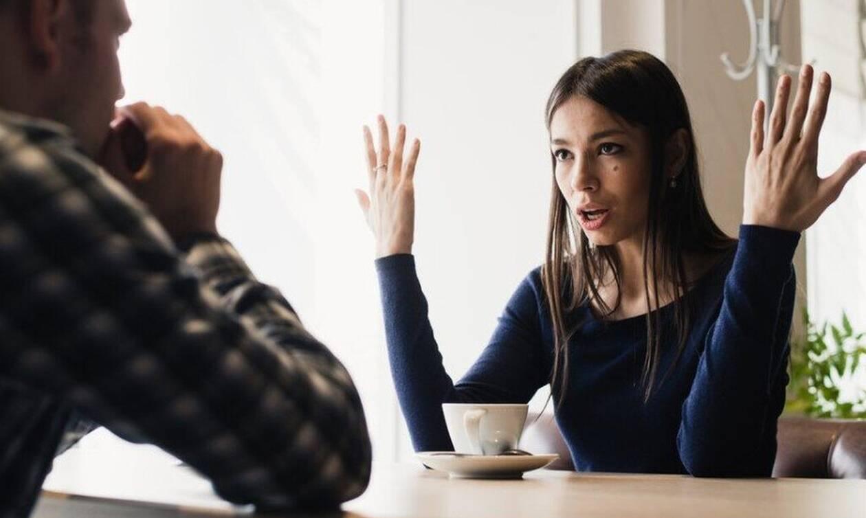 Ποια είναι τα χειρότερα πράγματα που μπορεί να κάνει μια γυναίκα;