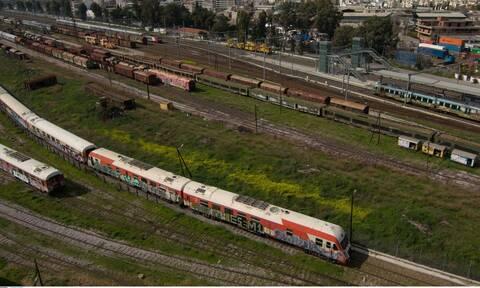 Κακοκαιρία «Ιανός»: Διακοπή δρομολογίων σιδηροδρομικής γραμμής Αθήνα - Θεσσαλονίκη - Αθήνα