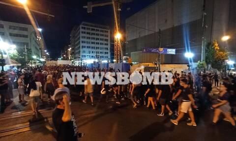Παύλος Φύσσας: Βροντερό «παρών» στην αντιφασιστική πορεία στο Κερατσίνι (pics)