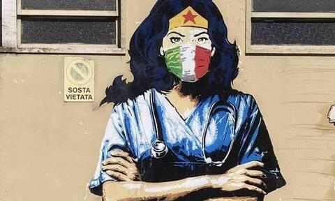 Ιταλία Κορονοϊός: 1.907 νέα κρούσματα - 10 νεκροί σε ένα 24ωρο