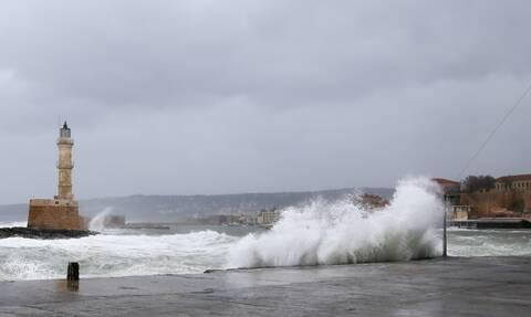 Σεισμός στην Κρήτη - Μήνυμα της Πολιτικής Προστασίας: «Φύγετε από τις ακτές»