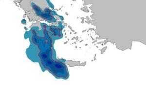 Κακοκαιρία: Αγριεύει ο «Ιανός» τις επόμενες ώρες - Μεγάλη προσοχή σε Εύβοια, Αττική, Κυκλάδες