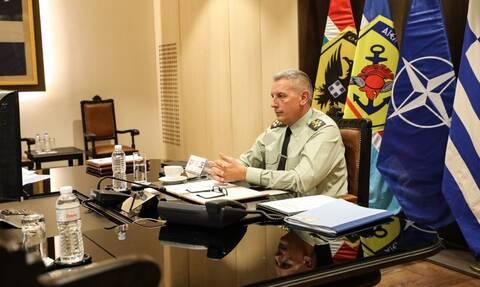 Κωνσταντίνος Φλώρος: Συμμετοχή του Αρχηγού ΓΕΕΘΑ στη Σύνδο της Στρατιωτικής Επιτροπής του ΝΑΤΟ
