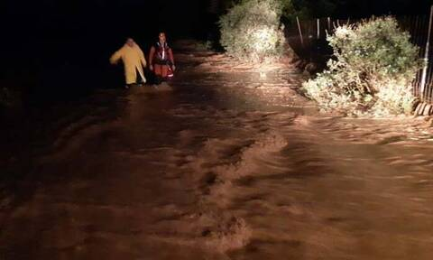 Κακοκαιρία «Ιανός»: Τρεις αγνοούμενοι στη Μαγουλίτσα - Εκκενώθηκε τμήμα του Μουζακίου