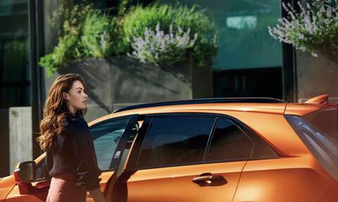 Η Cadillac XT4 στην Κίνα μπορεί και ξεκλειδώνει με αναγνώριση προσώπου