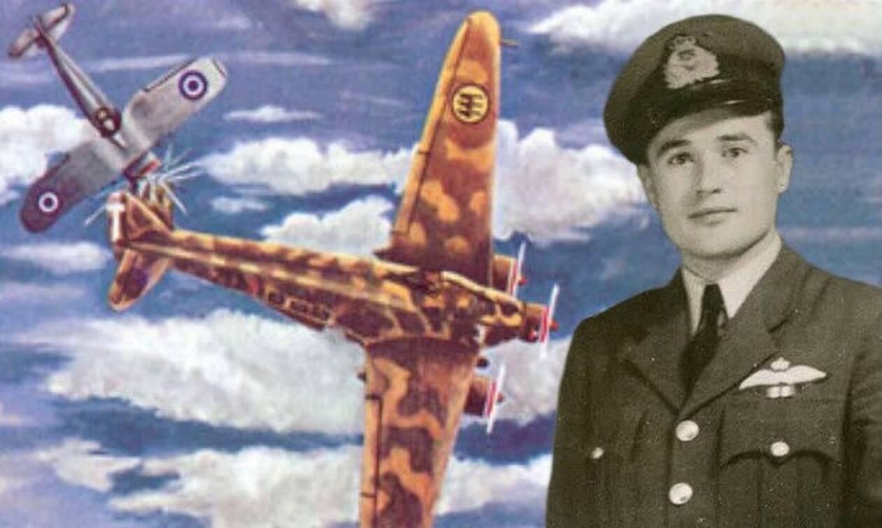 Μαρίνος Μητραλέξης: Ο πιλότος-σύμβολο της Πολεμικής Αεροπορίας