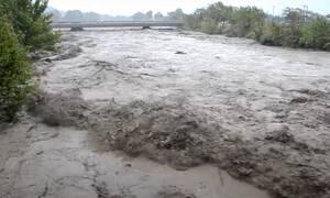 Κυκλώνας «Ιανός»: Εικόνες-σοκ απο την Καρδίτσα - Βιβλική καταστροφή από την κακοκαιρία