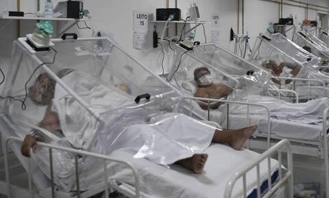 Κορονοϊός: Τραγωδία δίχως τέλος στη Βραζιλία - 858 θάνατοι σε 24 ώρες