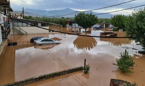 Κυκλώνας «Ιανός»: Η φονική κακοκαιρία σαρώνει την Ελλάδα - Δύο νεκροί σε Φάρσαλα-Καρδίτσα