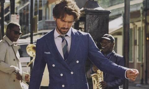 Για αυτό το κουστούμι θεωρείται το κορυφαίο ρούχο
