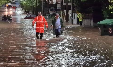Κυκλώνας «Ιανός»: Αγωνία στις Καστανιές στην Καρδίτσα - Αγνοείται ζευγάρι ηλικιωμένων