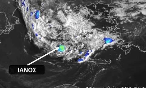 Κακοκαιρία «Ιανός»: Αυτές οι περιοχές θα βρεθούν στη δίνη του κυκλώνα - Σε τροχιά προς την Κρήτη
